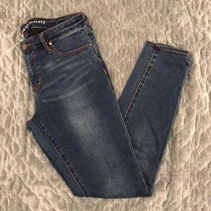 Bancroft Wash AoS Skinny Jeans